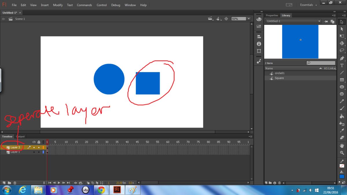 crcl square scene layer