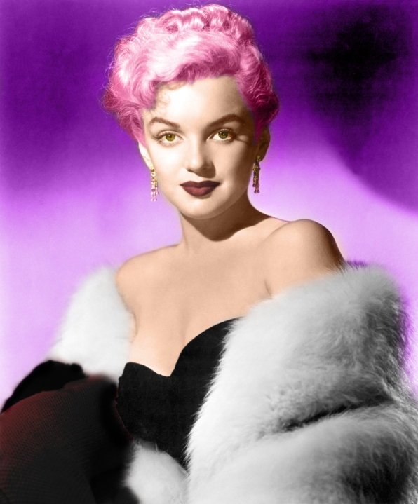 Marilyn Monroe portraits (4)-jun16