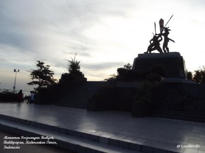 Monumen-Perjuangan-Rakyat-Monpera-Balikpapan-Kalimantan-Timur-Indonesia