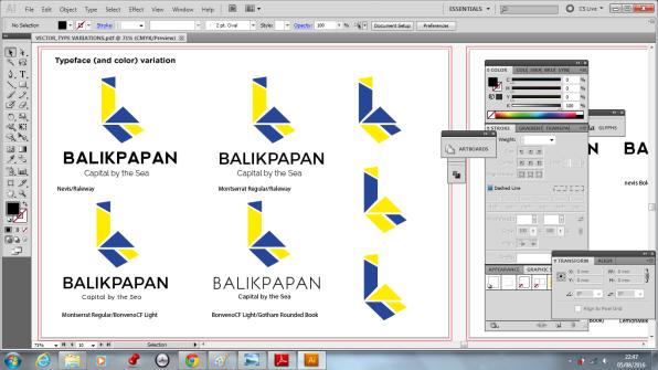 type variations2